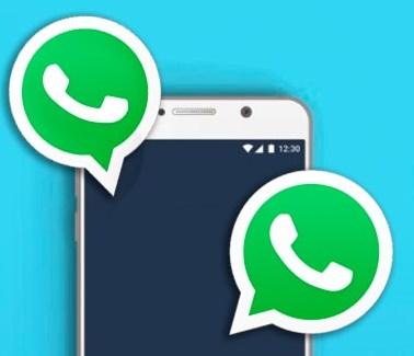 tener dos whatsapp con el numero virtual
