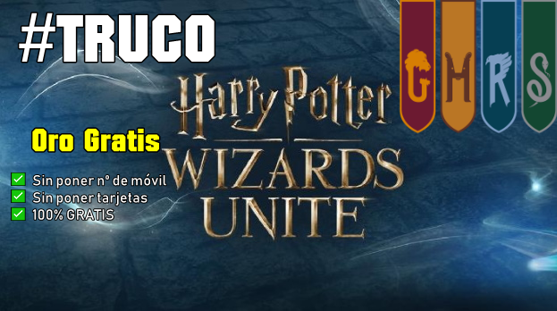 energía gratis harry potter wizards unite